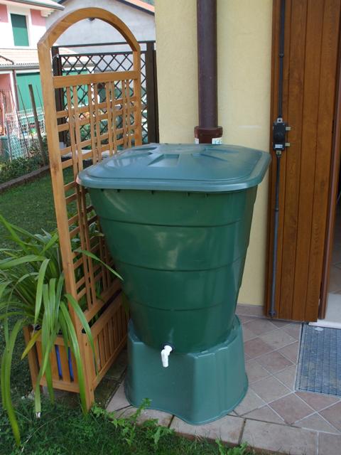 Mobili e arredamento: Cisterne per acqua piovana
